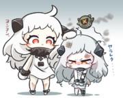 ほっぽと妹ちゃん