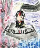 スペルカード・逆符「701番目の反逆魂♪」