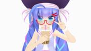 【MMDモデル配布】タピオカミルクティー【やっつけ】