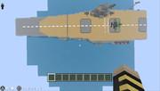 ※初投稿 下手糞なりに頑張った航空母艦