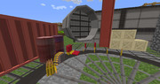 【Minecraft】ガレージ装飾用モデル【JointBlock】
