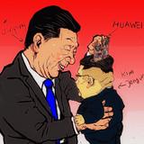 中国北朝鮮首脳会談でアメリカをけん制?
