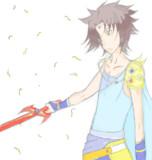 黄色の花弁が散る時