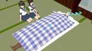 鈴谷、ちょっち仮眠してくるわー