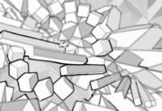 カービィと四角の世界
