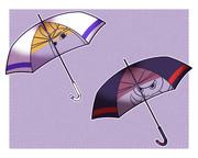 こういう感じの傘が欲しい
