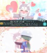 【MMD/クリスタ】イエイヌちゃんとの出会い【艦これ風】