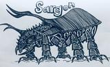 17体のタイタン-皇鉄虫サルゴン-