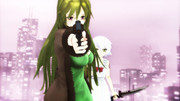 「娘は私が守る」と決めてる玲霞さん【Fate/MMD】