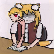 読書されるリランちゃん