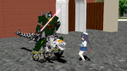 竜騎士ジムストライカー