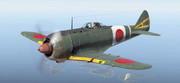 中島 二式単座戦闘機 鍾馗