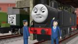 機関車も出来るタピオカチャレンジ