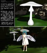 ドクツルタケ(Amanita virosa)