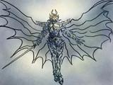 漆黒を纏う翼