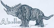 17体のタイタン-一角猛獣アバドン-