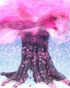優雅に咲け墨染の桜