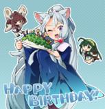 タコ姉誕生日2019