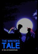 ゆっくり劇場への招待「冬物語」ポスター