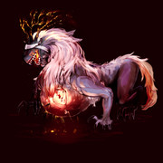 火薬庫の獣