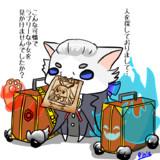 トマス実装おめでとう!(トマス猫)