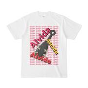 シンプルデザインTシャツ Alvida