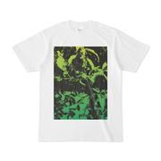 シンプルデザインTシャツ LeafGY2