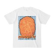 シンプルデザインTシャツ CROQUETTE