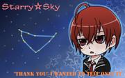 土萌 羊(Starry☆Sky)