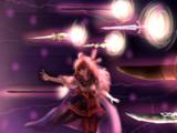 「踊りましょう、この身すべてを捧げる剣劇へ!」