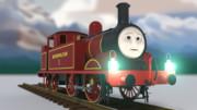 [Blender]メトロポリタン鉄道 E class 蒸気機関車