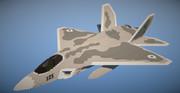 架空ステルス戦闘機