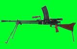 九九式軽機関銃 GB