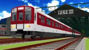 【MMD鉄道】近鉄1026系 配布