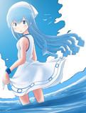 真夏の海のアイドル