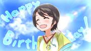 スバルちゃんお誕生日!