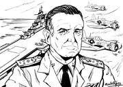 アメリカ合衆国海軍元帥 猛牛~ウィリアム・ハルゼー・ジュニア提督