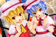 【レミフラ!】今日も可愛く うきうき姉妹なの…っ♡