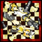 リンレンとチェス盤