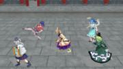 鳳天舞の陣