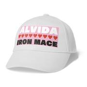 シンプルデザインキャップ ALVIDA IRON MACE