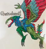17体のタイタン-極彩鳥ケツァルコアトル-
