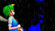 【第6回T-1グランプリ】雨傘が似合う大ちゃん【第11回東方ニコ童祭】