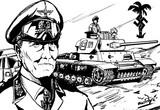 カイロのカッフェでコーヒーを~ドイツ陸軍元帥 エルヴィン・ロンメル
