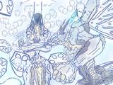 見ろ、メタトロンの完全なる結合、全てを終わらせる破壊を!