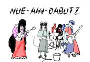 【第11回東方ニコ童祭】Nue-Ami-Dabutz