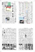 【毎度新聞】2011統一地方選 情報紙