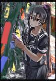 学生の頃、矢矧と七夕祭り行ったなぁ(懐旧
