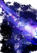 銀河に祈る夜