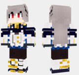 ルイ9世 アズールレーン Minecraft Skin